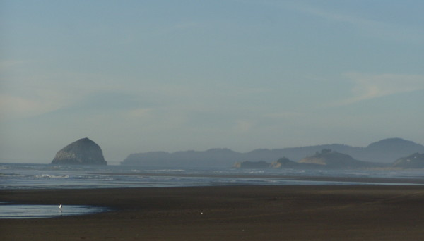 Cape Kiwanda, Haystack rock, Cape Lookout