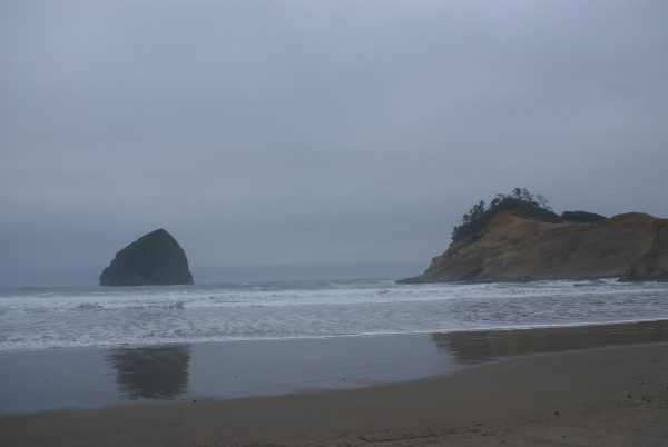 Cape Kiwanda and Haystack