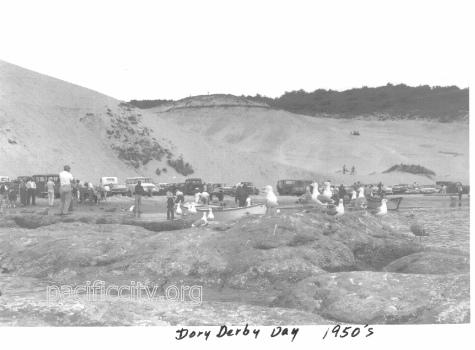 1950's Dory Derby Historic Dory Pacific City